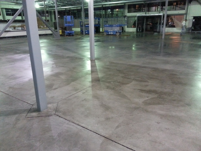 Concrete Floor Sealing and Cleaning Contractor